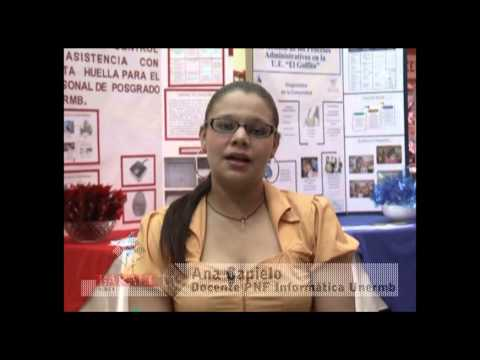 Video institucional: PNF en Informática
