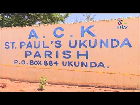Two police officers shot dead at ACK Church in Ukunda