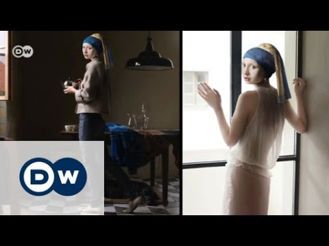 Meisterwerke Revisited Jan Vermeer Euromaxx Youtube