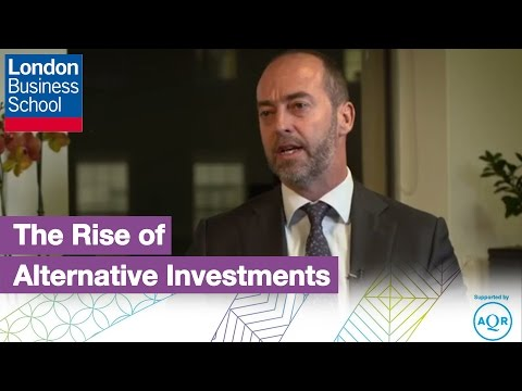 The Rise of Alternative Investments