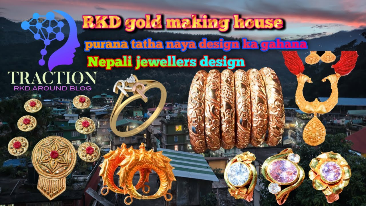 nepal baraha main jewelry bg gold nepali collection