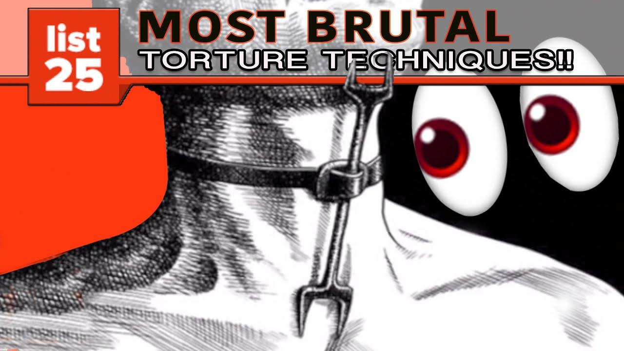 15 Méthodes De Torture Quon Ne Souhaite à Personne