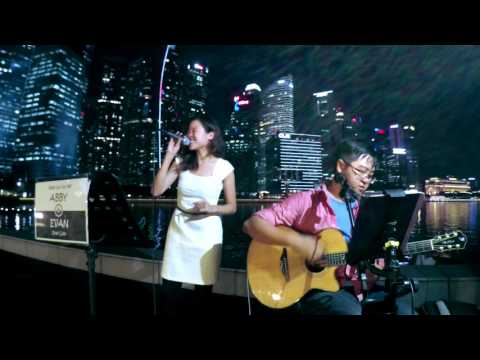 Hei Foon Lei - Xi Huan Ni - 喜欢你 - Beyond(Cover by Abby and Evan)
