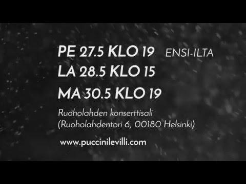Puccini Le Villi Trailer