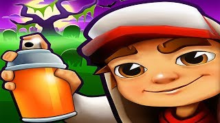 Subway Surfers New Orleans Android Gameplay - Halloween Update Zombie Jake
