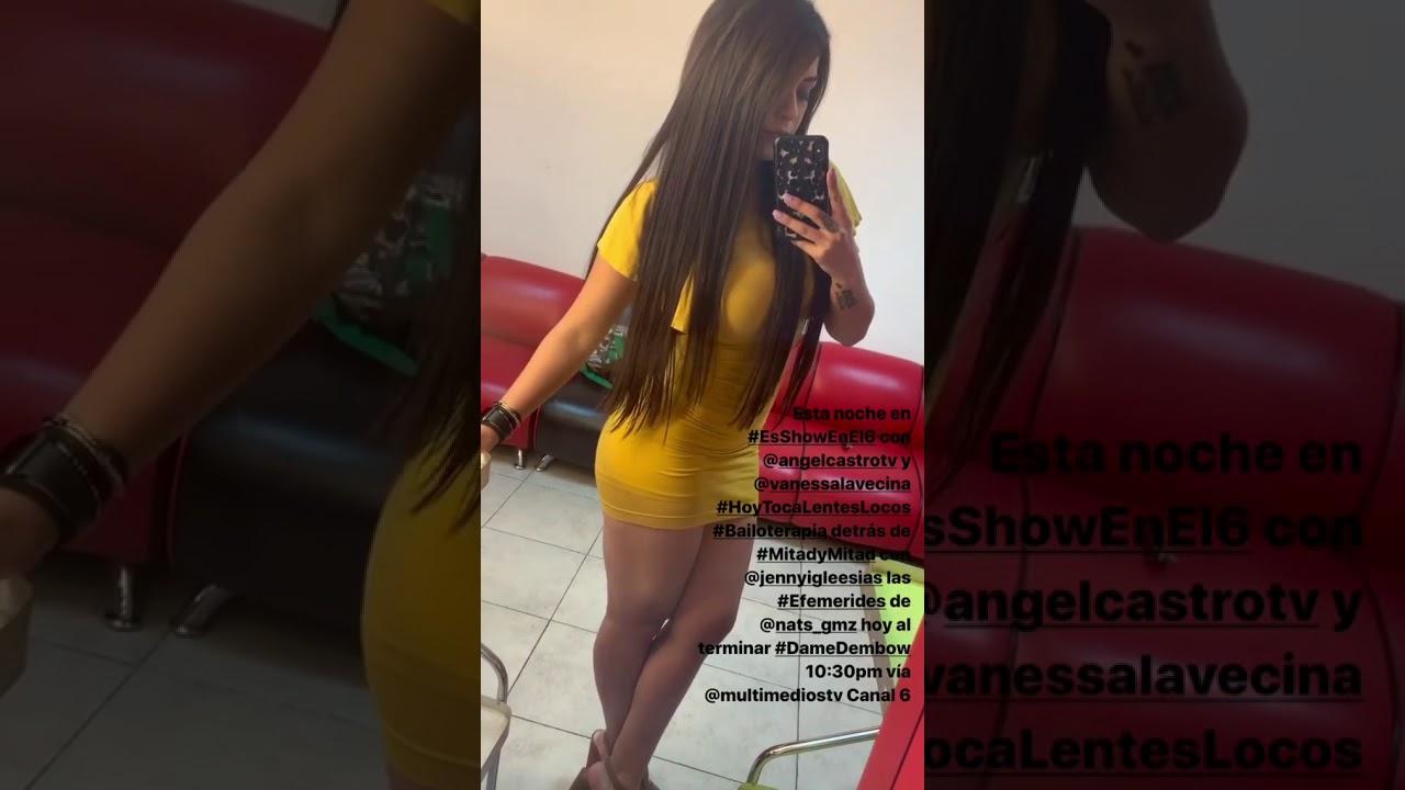 Anel Rodríguez Desnuda anel rodriguez 18 septiembre 2019 - instagram stories hd - conductora de es  show