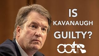 Is Kavanaugh Dealing With a Well Timed #MeToo Scam?