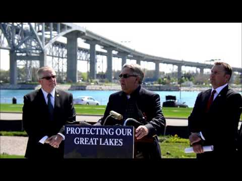 Anti Nuclear Dumping In The Great Lakes Legislative Initiative   5 19 2014