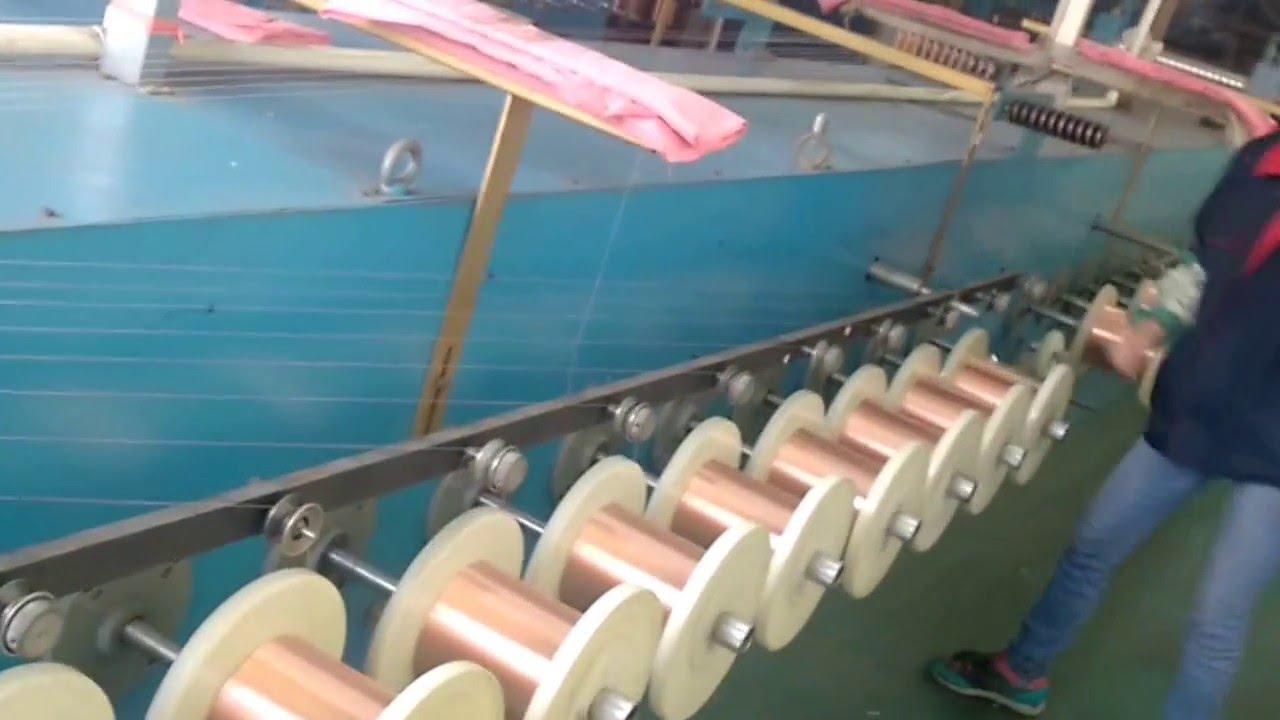 Copper clad aluminum wire - YouTube