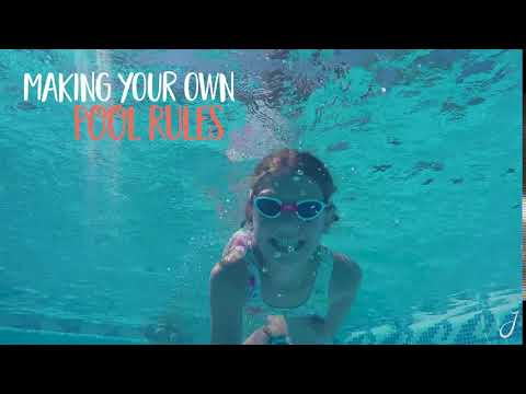 Make Your Own Pool Rules With James Villa Holidays