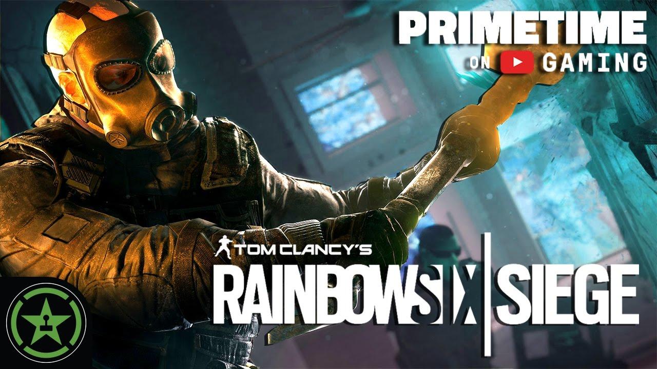 Feets and Bath Water | Rainbow Six: Siege - YouTube