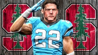STANFORD'S CHRISTIAN McCAFFREY IS CRAFTY! Madden 17 Career Mode Gameplay! Ep. 71