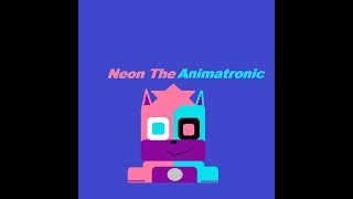 Roblox #168 [Neon The Animatronic The Movie Part 4]