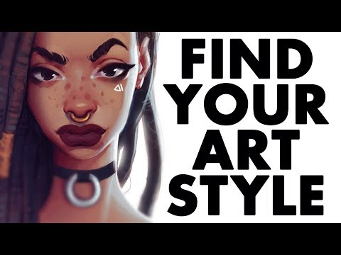 how-to-find-your-art-style!