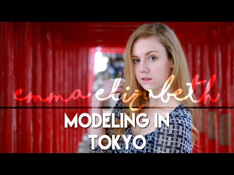 MODELING IN TOKYO: 5 TIPS TO BEGIN
