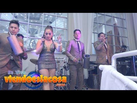 VIDEO: YANET Y SU BANDA KALIENTE - Mix Viru Kumbieron ¡En VIVO! - VIENDO ES LA COSA
