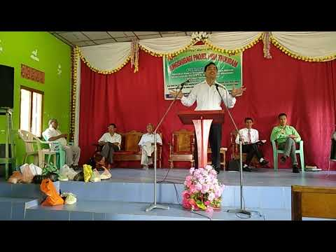 Manipuri Gospel Message. Now this is eternal life: John 17:3 (part A)
