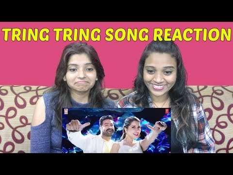 TRING TRING Full Video Song Reaction in...