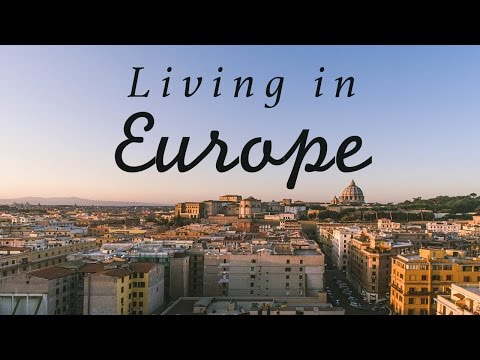 My New Life in Europe | lacasavloga