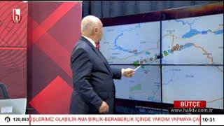 Prof. Övgün Ahmet Ercan açıkladı: Türkiye'nin bilinmeyen deprem gerçekleri / Bütçe - 27 Ocak