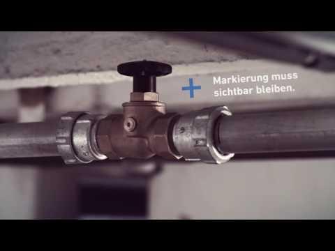 PRIMOFIT Klemmverbinder Produktvideo – GF Piping Systems - Deutsch