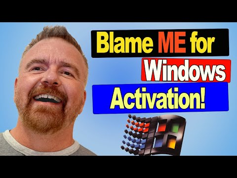 Windows Product Activation And Piracy, Crypto \u0026 Hackers