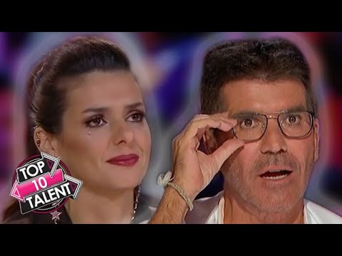 TOP 10 GOLDEN BUZZER Auditions From Got Talent 2020 Around The World!
