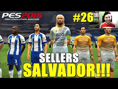 PES 2015 BAL | SELLERS, EL HÉROE DEL PORTO!!!! #26 | 2.0 |