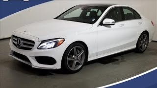 Used 2016 Mercedes-Benz C-Class Cary For-Sale, NC #ZP32358