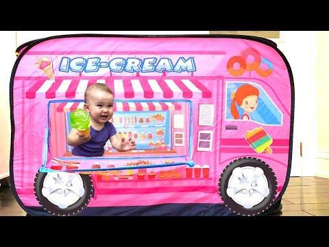 VANIA'S ICE CREAM TRUCK!
