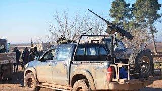 عملية عسكرية جديدة للمعارضة السورية
