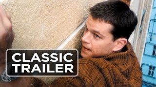 Video The Bourne Identity Official Trailer #1 - Brian Cox Movie (2002) HD download MP3, 3GP, MP4, WEBM, AVI, FLV September 2017