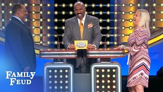 Sex... on a SEESAW?   Family Feud