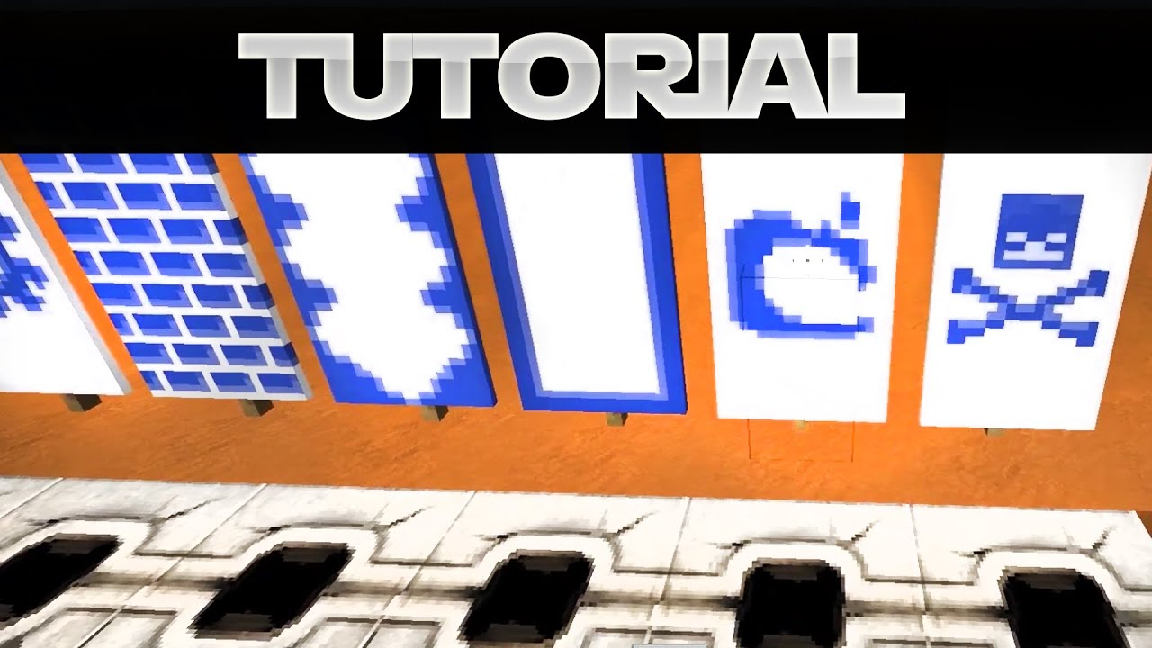 how to make coloured signs in minecraft 1.8