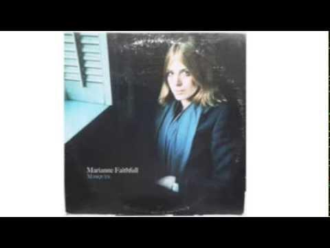 Marianne Faithfull - Masques (Full Album)
