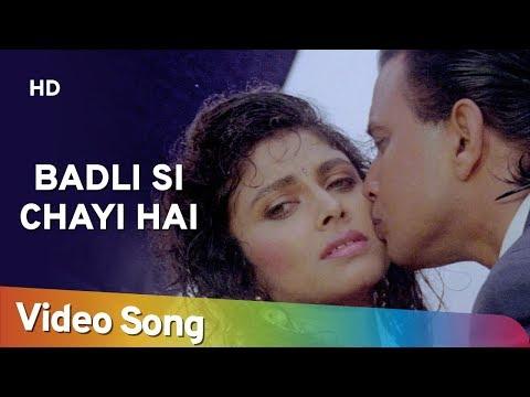 Badli Si Chayi Hai | Ghar Jamai (1992) | Mithun Chakraborty | Varsha Usgaonkar