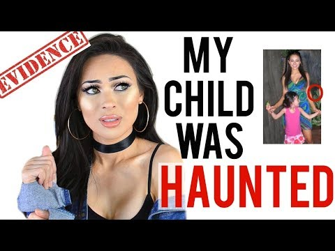 MY HAUNTED HOUSE STORYTIME (PART 3) + LIVE...