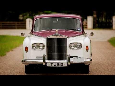 Amazing!! 1971 Rolls Royce Phantom
