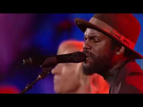 Gary Clark Jr, Joe Walsh & Dave Grohl - While My Guitar Gently Weeps (Tribute to The Beatles, 2014)