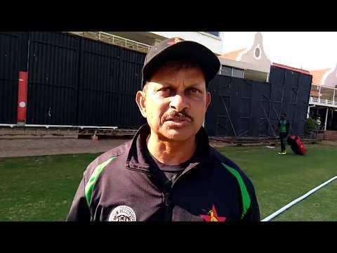 Zimbabwe head coach Lalchand Rajput on preps for SA and Bangladesh tours