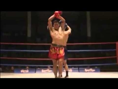 Chết cười với hai võ sĩ boxing nhảy múa