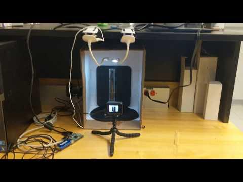 Liquid Level Detection using Caffe CNN in Intel Neural Compute Stick