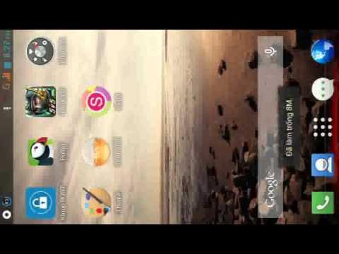 Hướng dẫn quay video trên màn hình điện thoại bằng phần mềm SHOU
