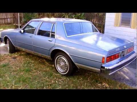 My 89' Chevy Caprice Classic