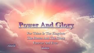 [Free] Power And Glory: (Inspiring Urban Gospel Type Beat 2020)