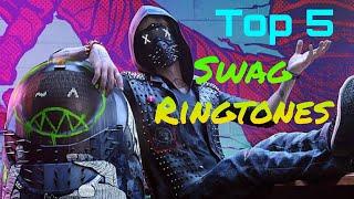 Top 5 Swag Ringtones for boys ][ Download link in the description