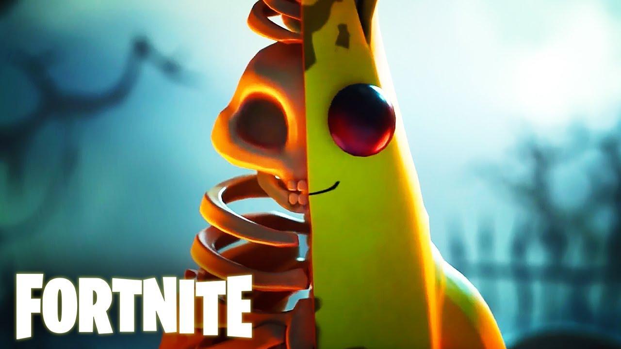 Peely Bone Rises Official Fortnite Short