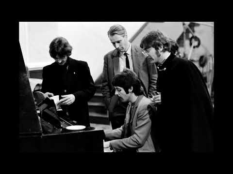 The Beatles - Fixing A Hole Sessions (9 Feb. 1967)