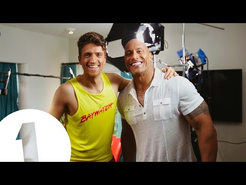Greg James' Rockumentary | One-On-One With Dwayne 'The Rock' Johnson