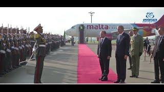الوزير الأول المالطي يشرع في زيارة رسمية للجزائر
